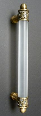 Acrylic door handles, frosted door handles, glass door handles, shower door handles, glass shower door pulls