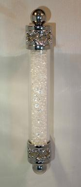 Crystal door pulls, Beautiful door pulls, elegant door pulls, traditional door pulls
