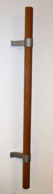Wood door pulls, commercial door pulls, long door pulls.