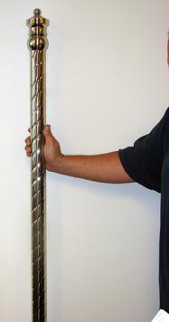 Custom Traditional 6 foot door Pull