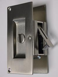 contemporary pocket lock