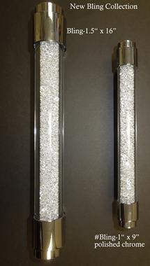 Crystal door pulls, Crystal large knobs, Austrian and Strass ...