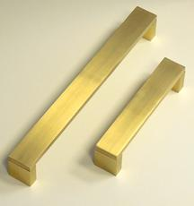 Contemporary door handles, rectangular door handles, art deco door handles