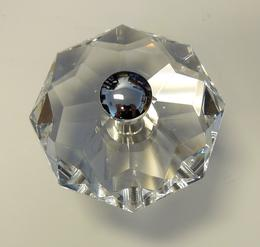 crystal knobs, crystal finials, crystal door knobs