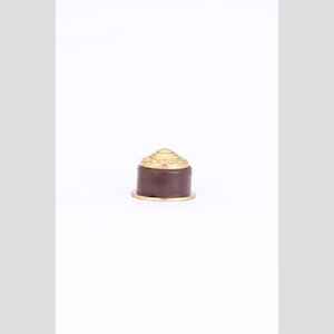 Awesome #1292 Polished Brass Grecian/spanish Floor Stop
