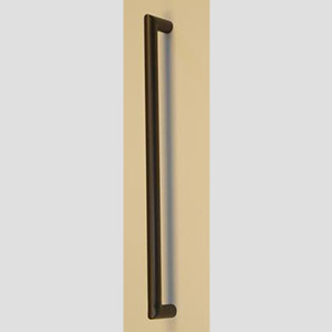 Mitered Oil Rubbed Bronze Pull