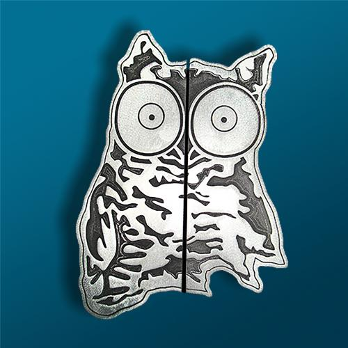 Custom Hooters Owl Door Handle/Pull