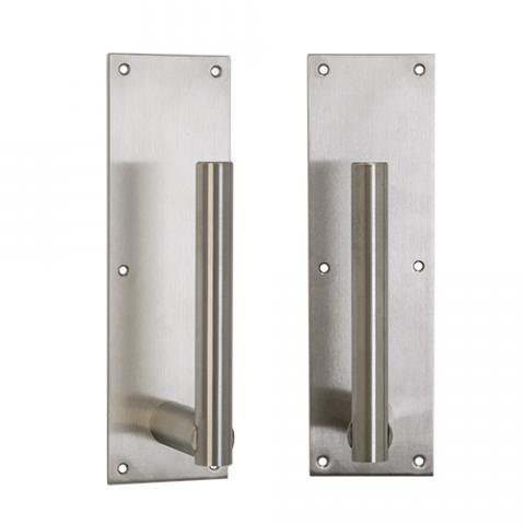 Custom Door Handle Germ Free Pull Metal