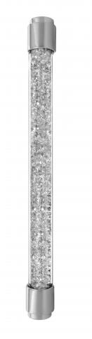 Atlantic 5 Acrylic Door Pull Handle Glass Door Barn Door diamonds