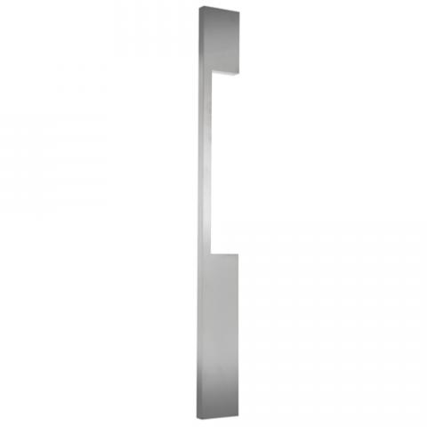 Pryor 2 Aluminum Door Handle Pull Contemporary Modern